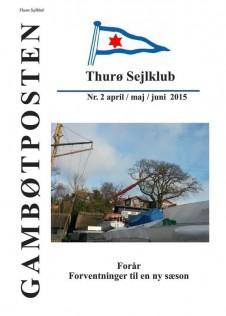 Gambøtposten – Marts 2015
