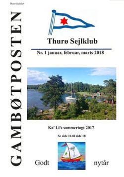Gambøtposten nr. 1 2018