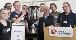 Thurø Sejlklub modtager Klubudviklingsprisen 2018