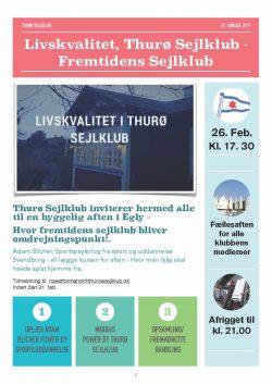 Fremtidens sejlklub i Egely
